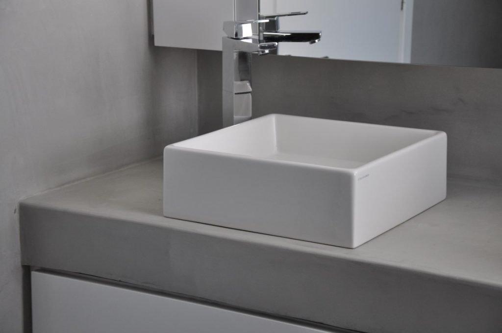 Πατητή Τσιμεντοκονία UniTech Gizet Cyprus Flooring