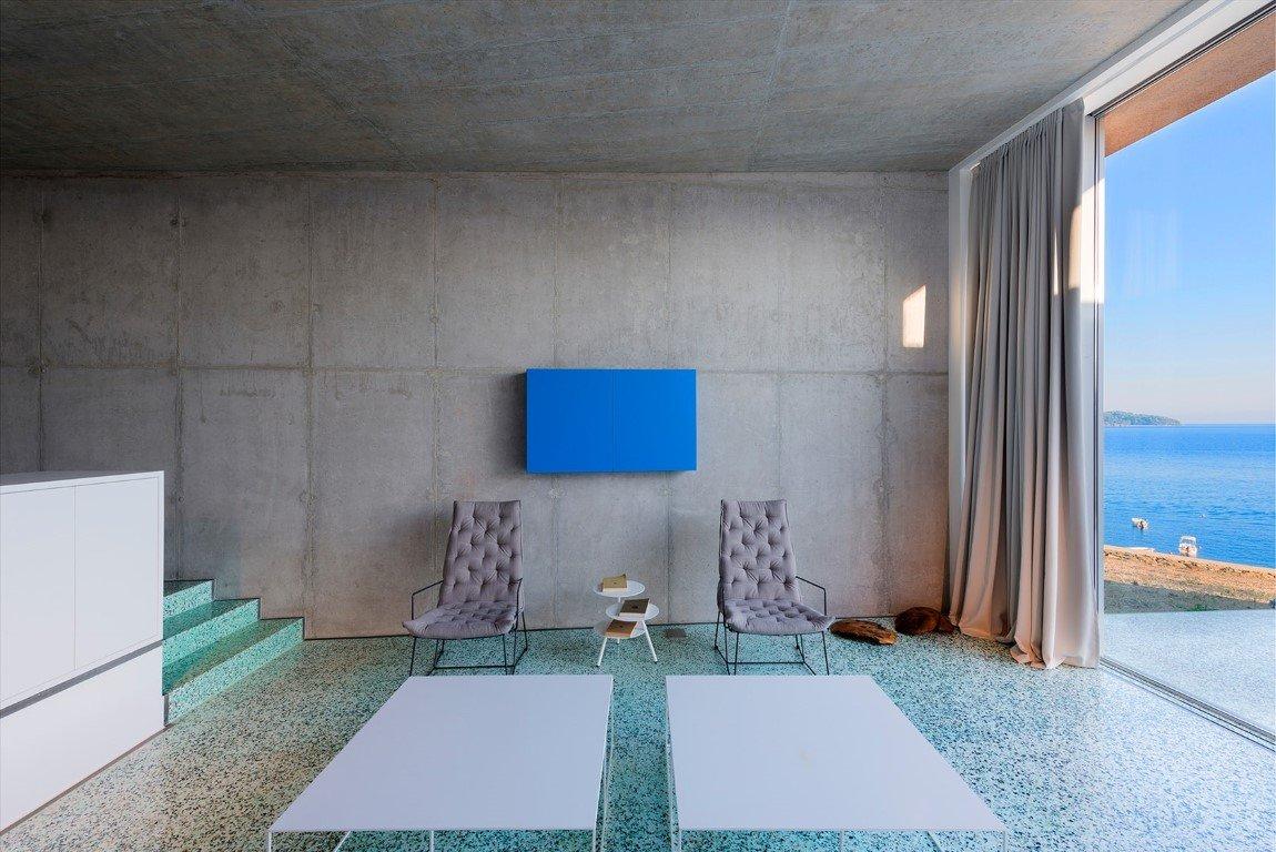 Μωσαϊκό Δάπεδο UniTerra Gizet Cyprus interior flooring